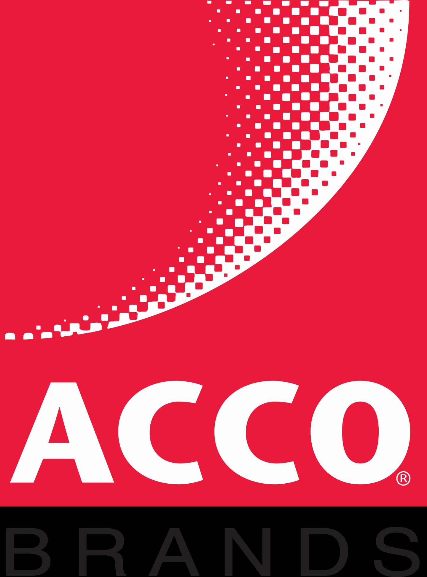 acco brands logo 2 - ACCO Brands Logo