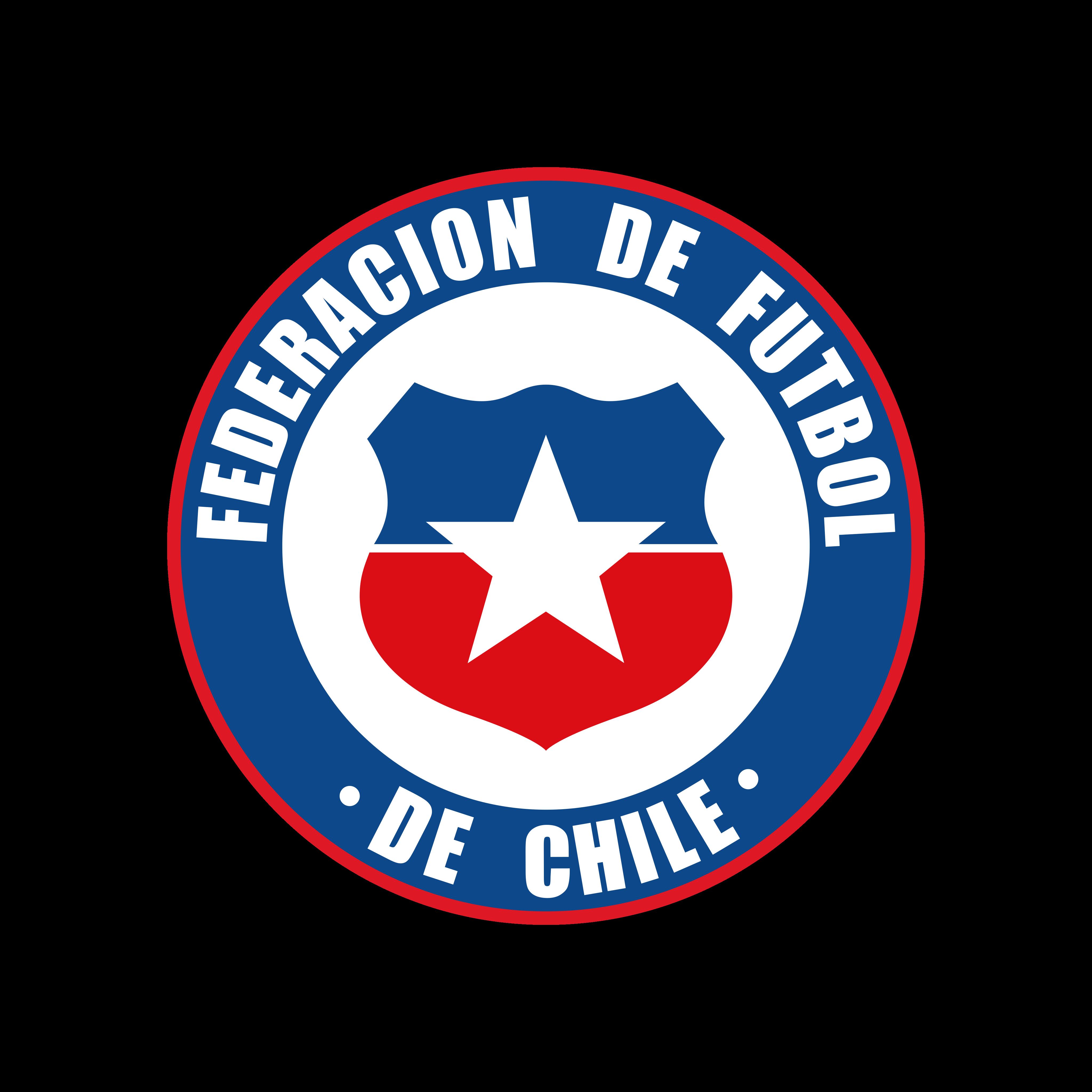 anfp seleccion de futbol de chile logo 0 - ANFP Logo - Seleção do Chile Logo