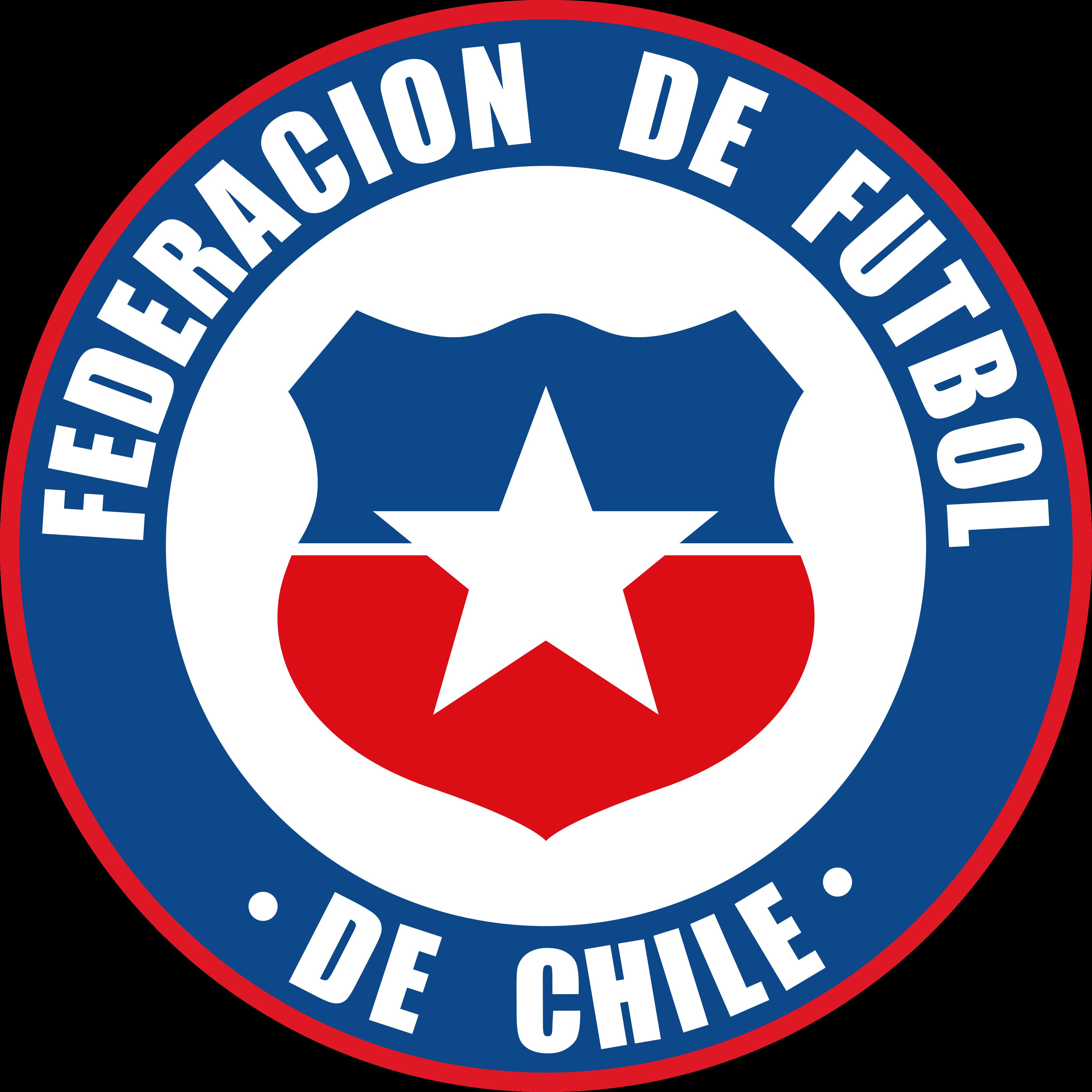 anfp seleccion de futbol de chile logo 1 - ANFP Logo - Seleção do Chile Logo