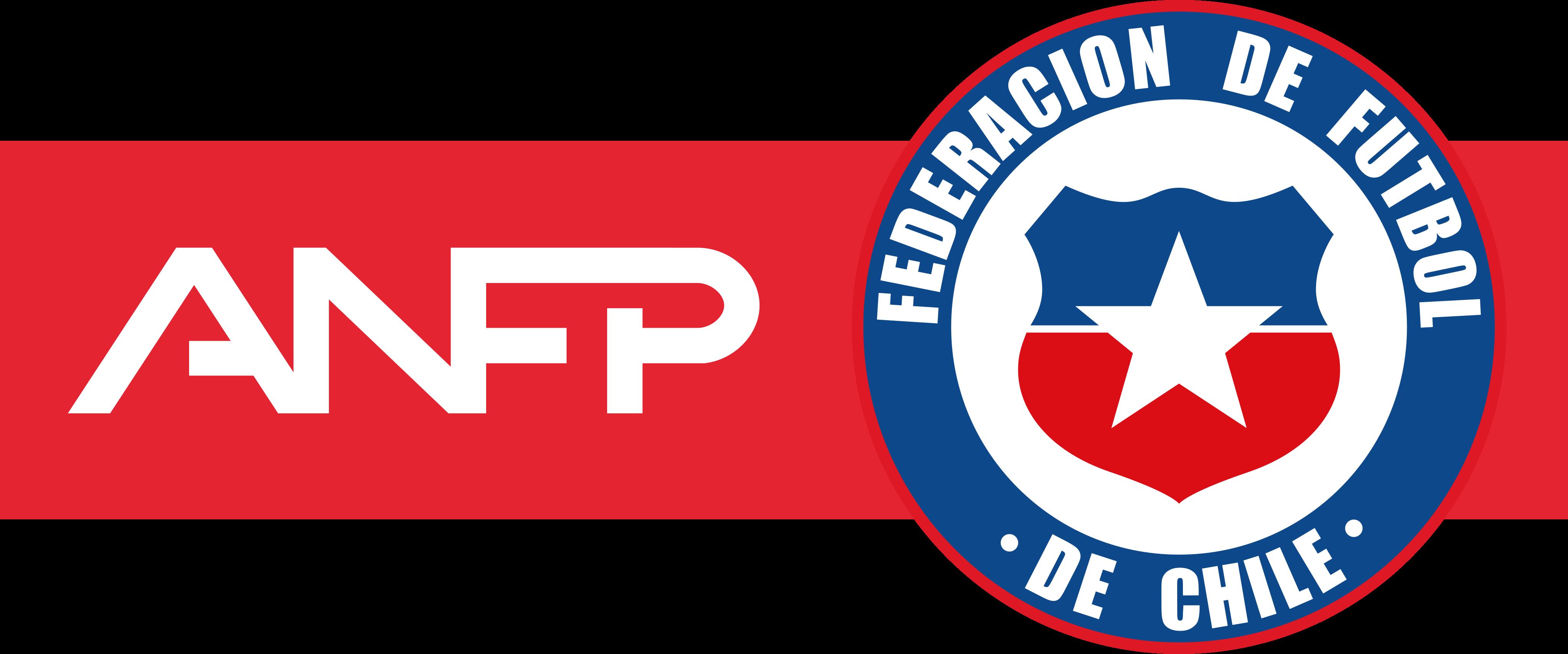 anfp seleccion de futbol de chile logo - ANFP Logo - Seleção do Chile Logo