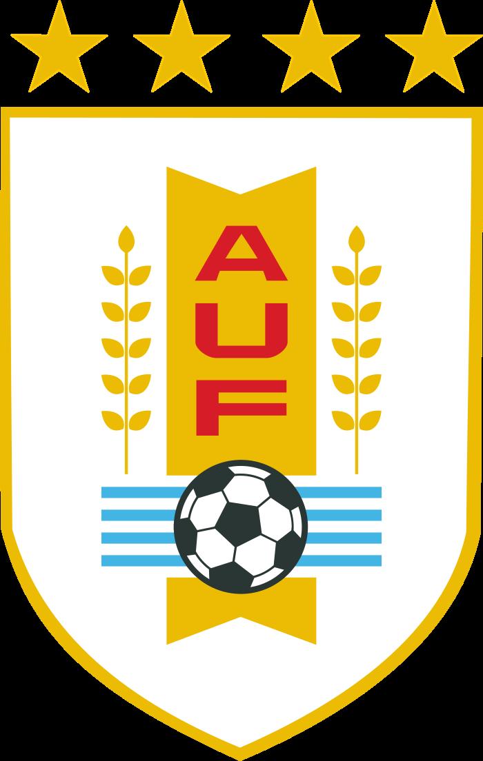 auf seleccion de futbol de uruguay logo 5 - AUF Logo - Selección de fútbol de Uruguay Logo