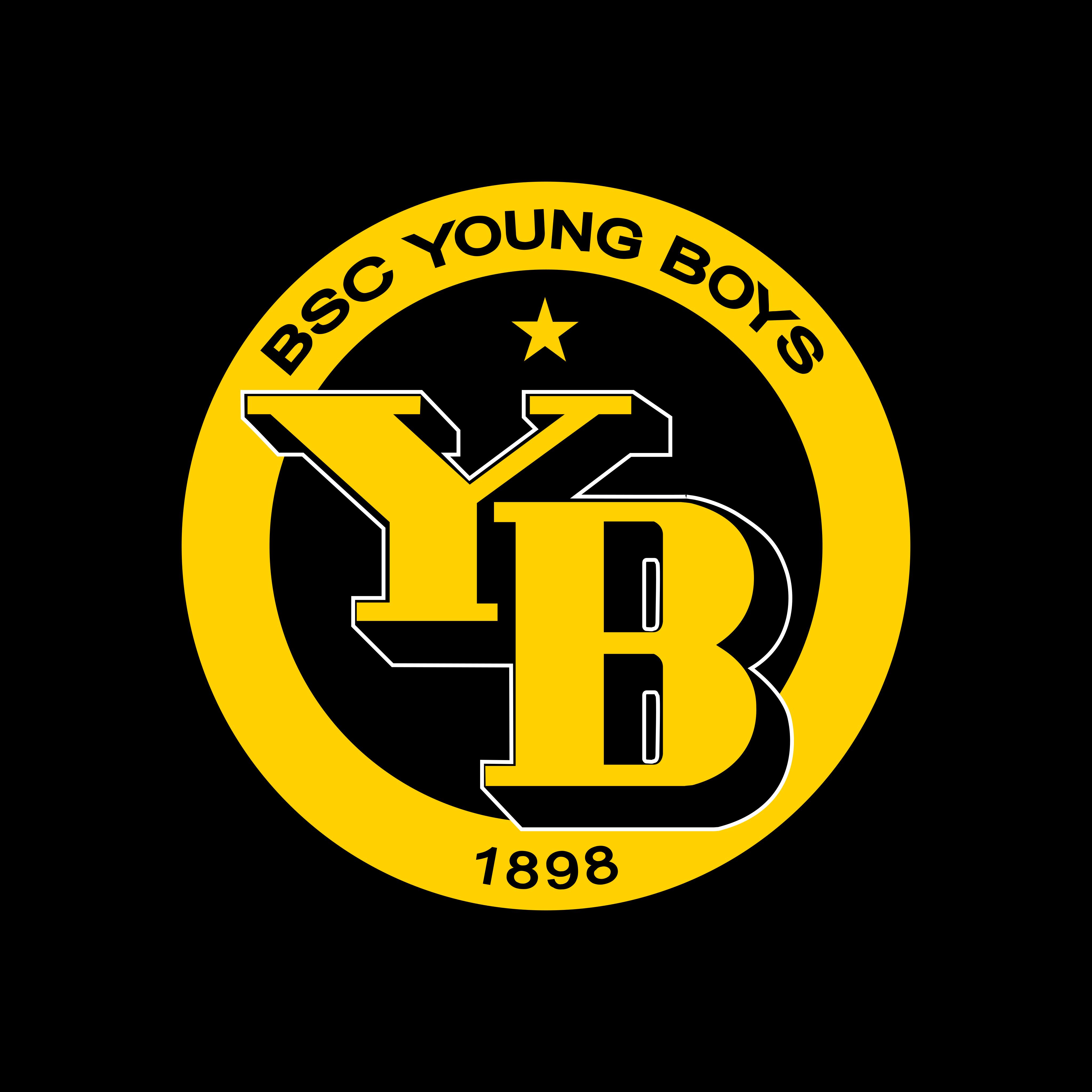 bsc young boys logo 0 - BSC Young Boys Logo