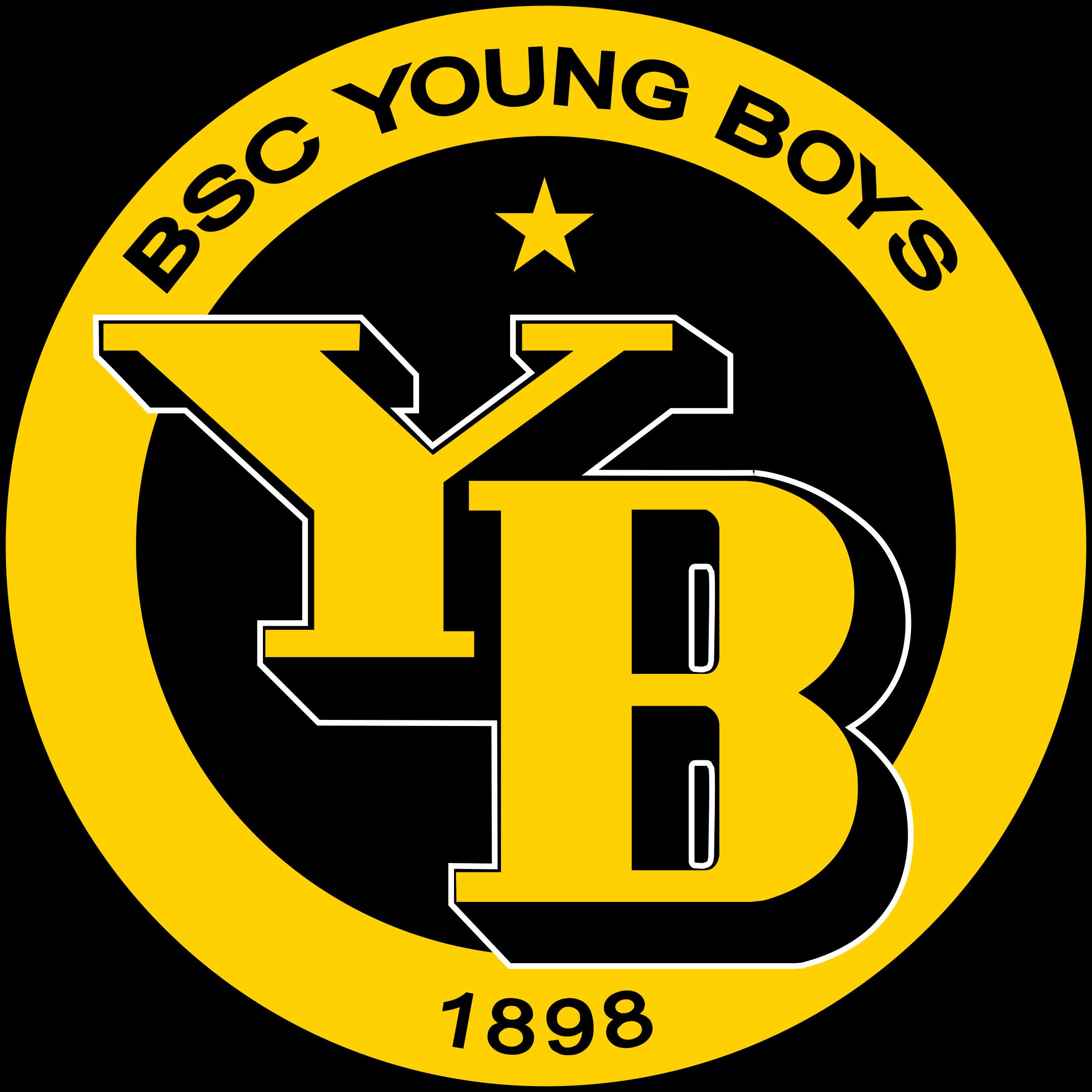 bsc young boys logo 1 - BSC Young Boys Logo