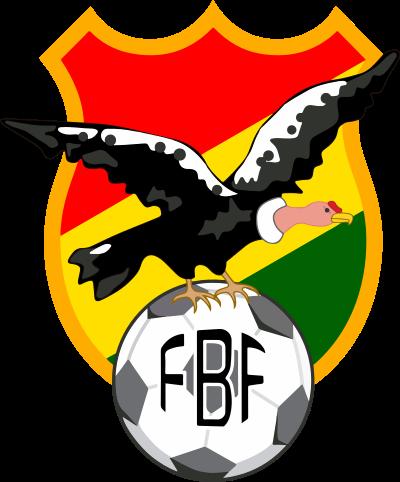 fbf selección de futbol de bolivia logo 4 - FBF Logo - Bolivia National Football Team Logo