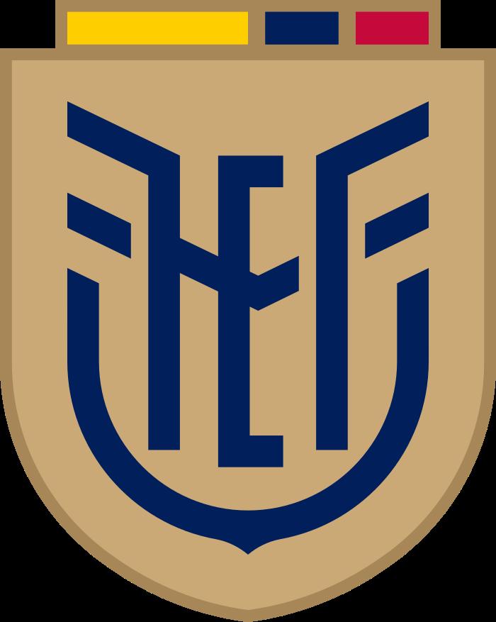 fef seleccion ecuador logo 4 - FEF Logo - Seleção do Equador de Futebol Logo