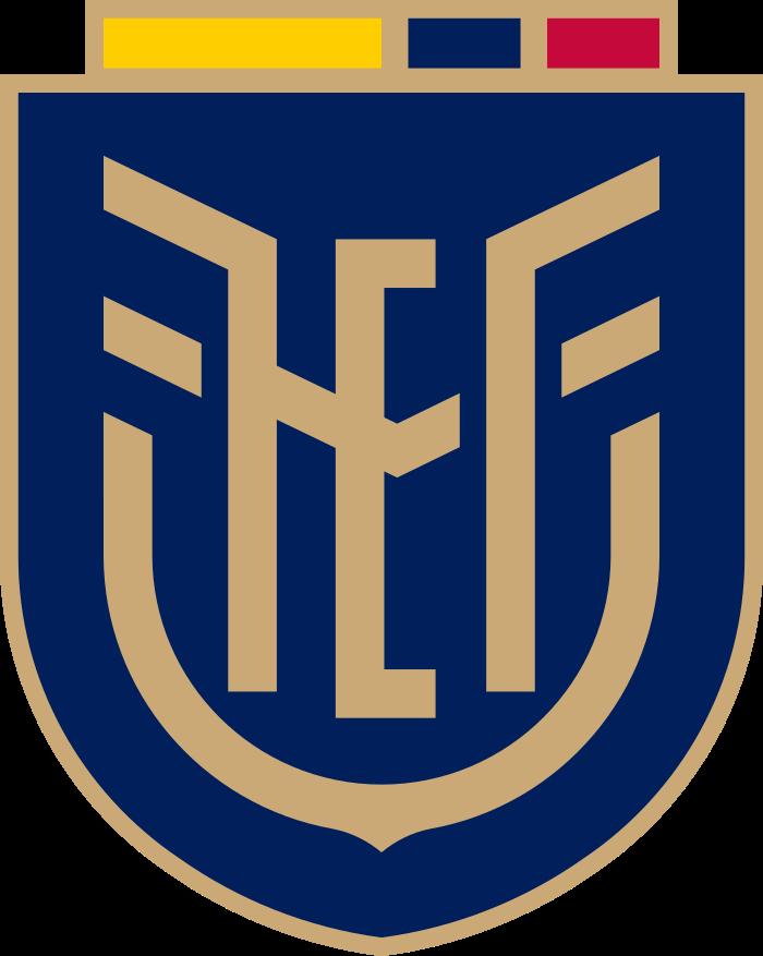 fef seleccion ecuador logo 5 - FEF Logo - Seleção do Equador de Futebol Logo
