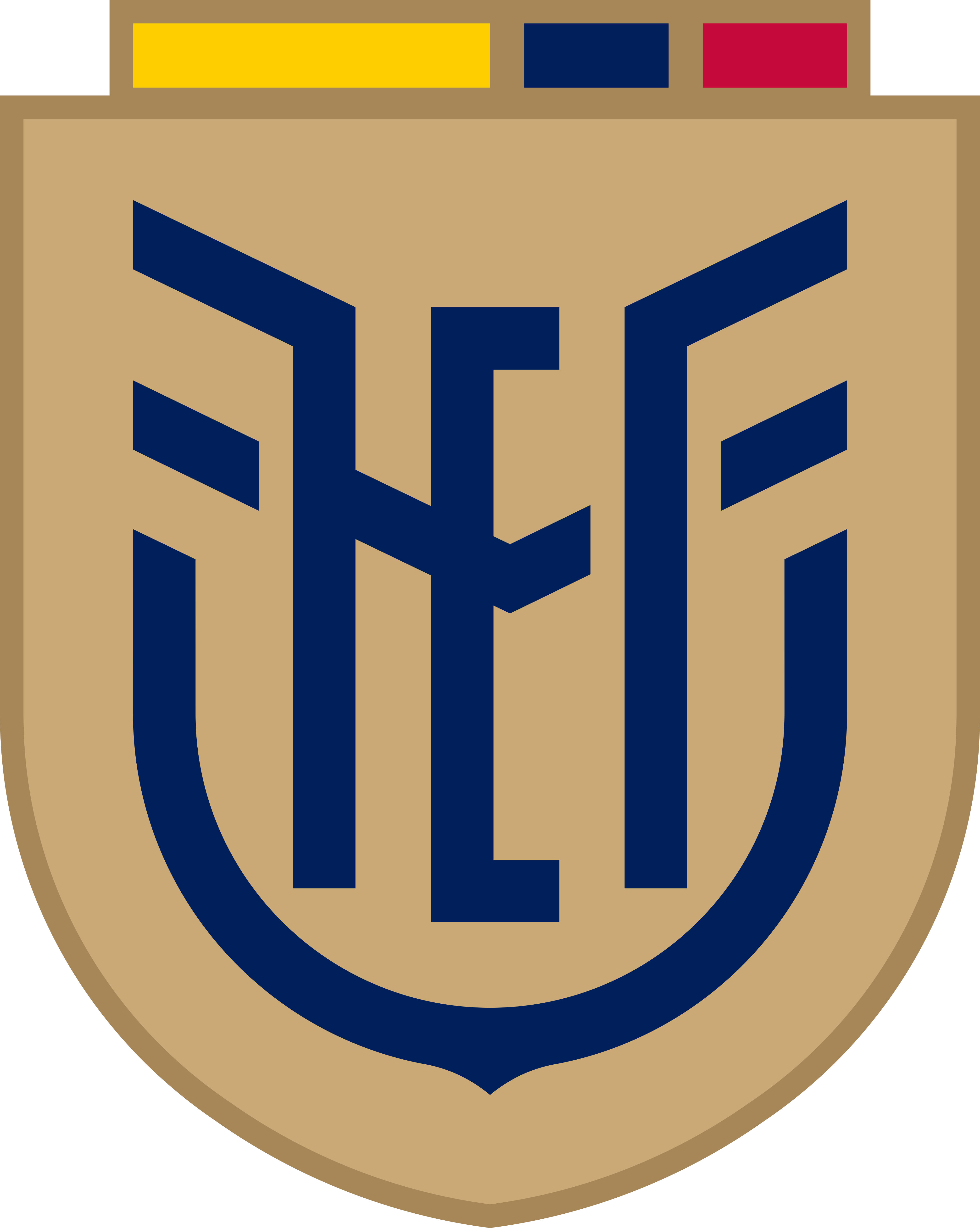 fef seleccion ecuador logo - FEF Logo - Seleção do Equador de Futebol Logo
