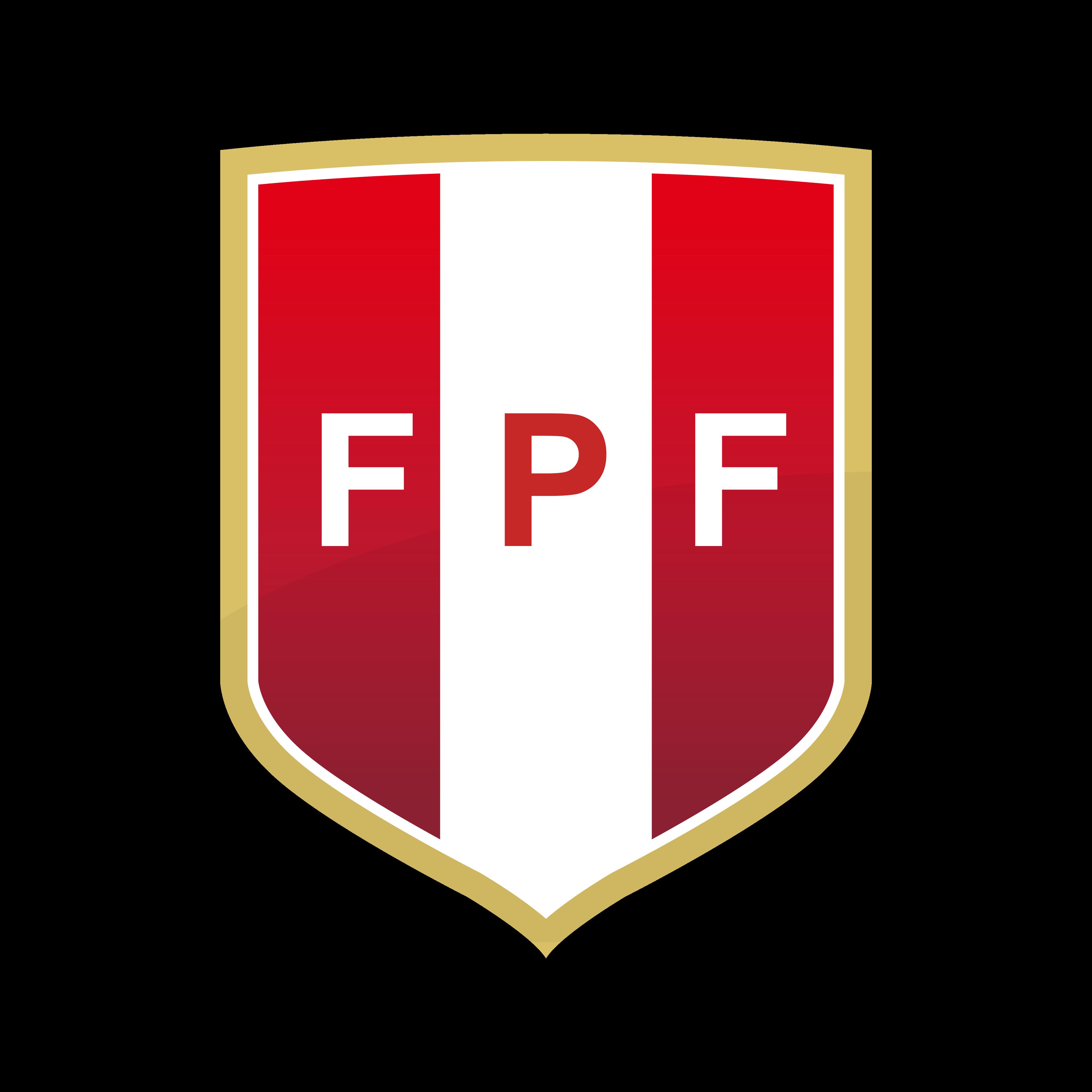 fpf selección de futbol del peru logo 0 - FPF Logo - Seleção do Peru Logo