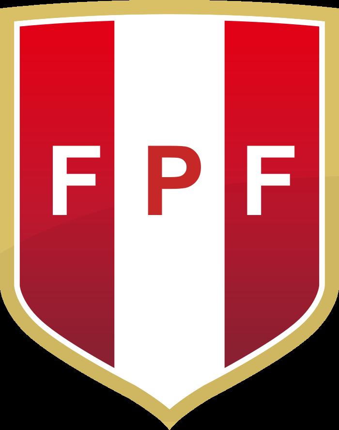 fpf selección de futbol del peru logo 3 - FPF Logo - Seleção do Peru Logo