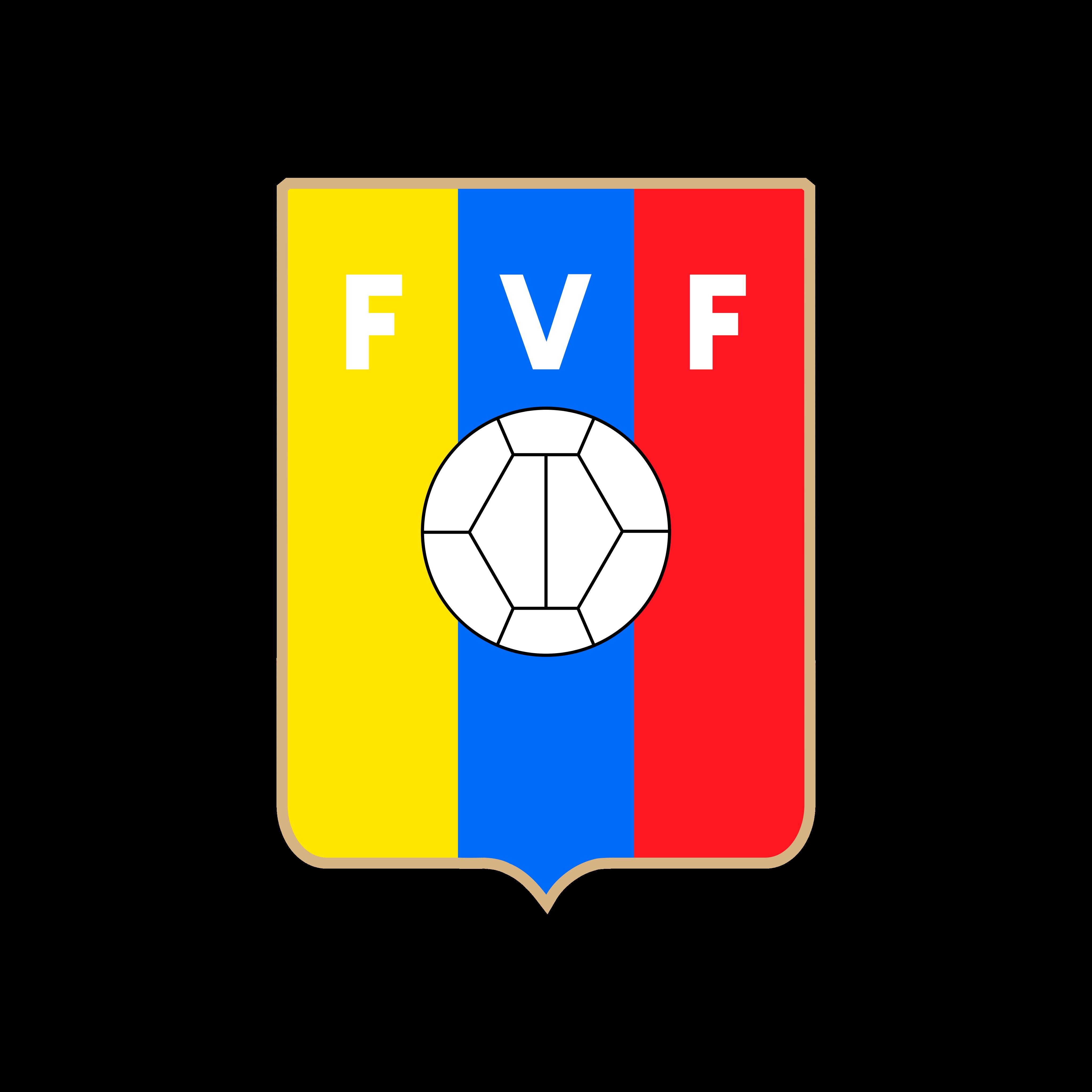 fvf seleccion de futbol de venezuela logo 0 - FVF Logo - Selección de fútbol de Venezuela Logo