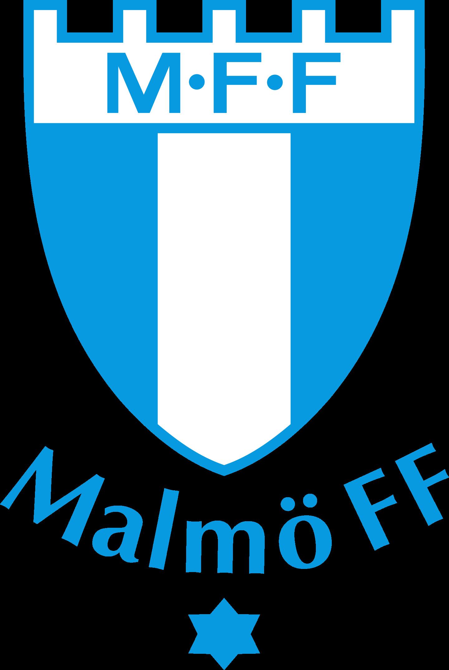 malmo ff logo 2 - Malmo FF Logo