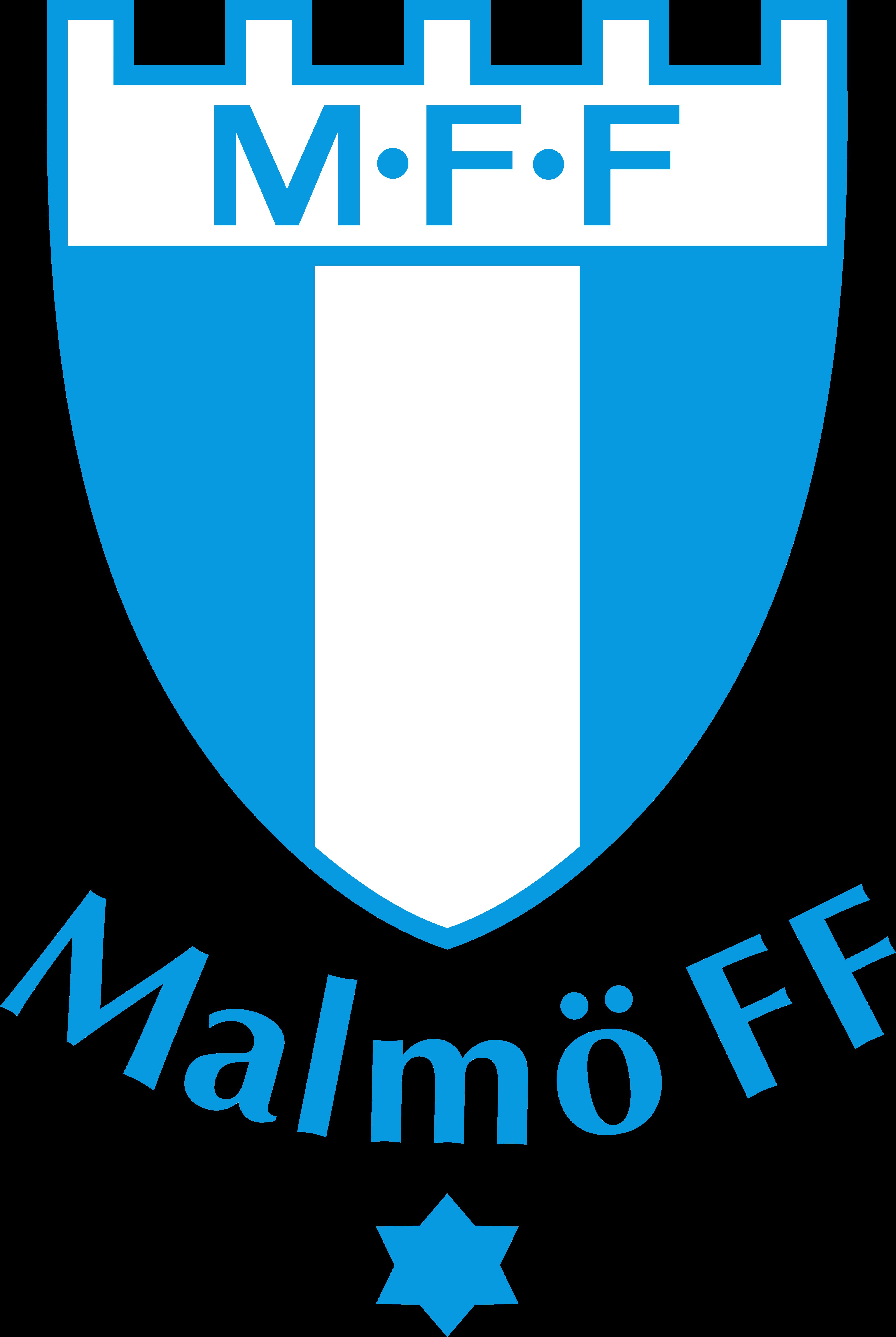 Malmo FF Logo.
