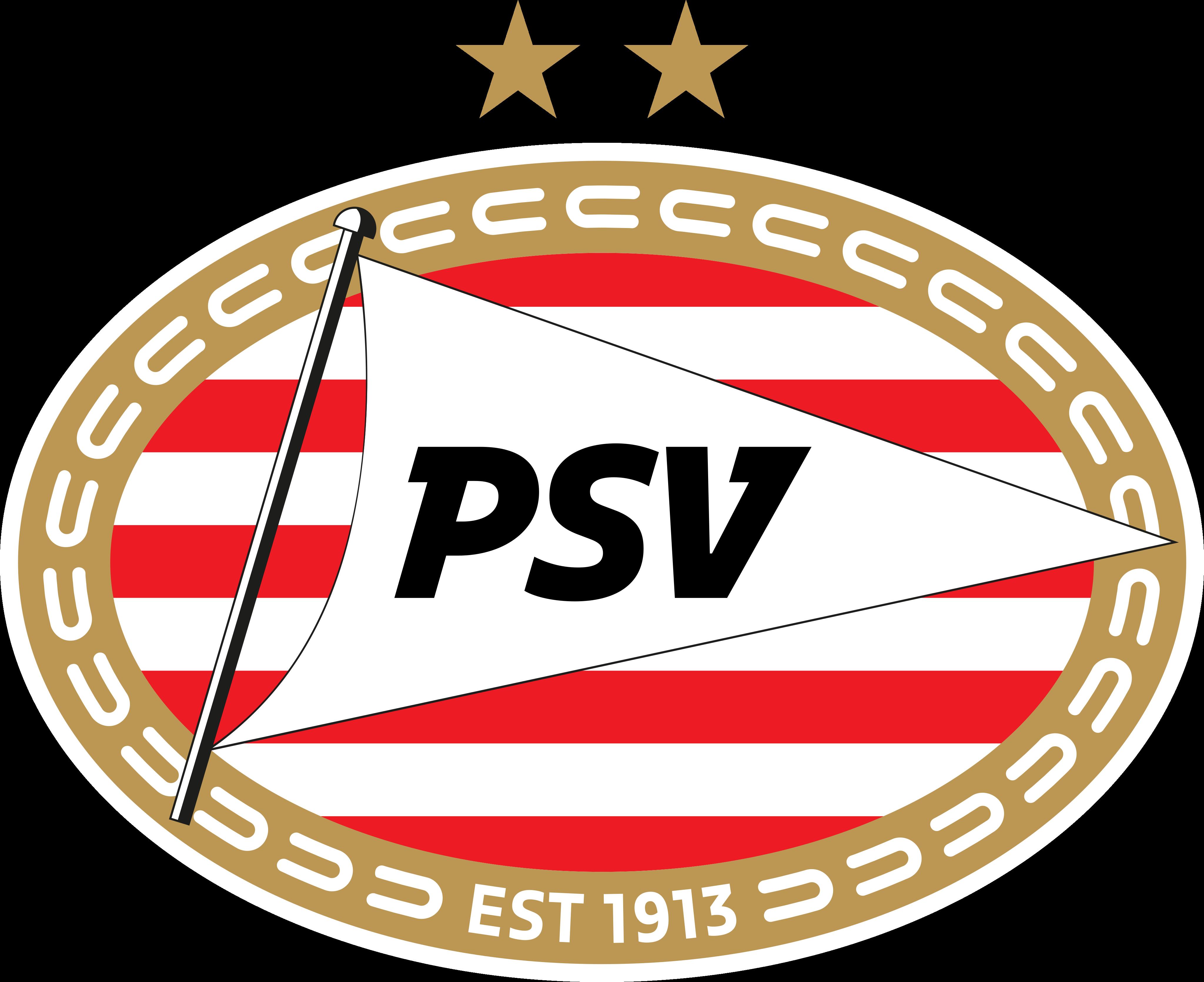 psv logo 1 - PSV Eindhoven Logo