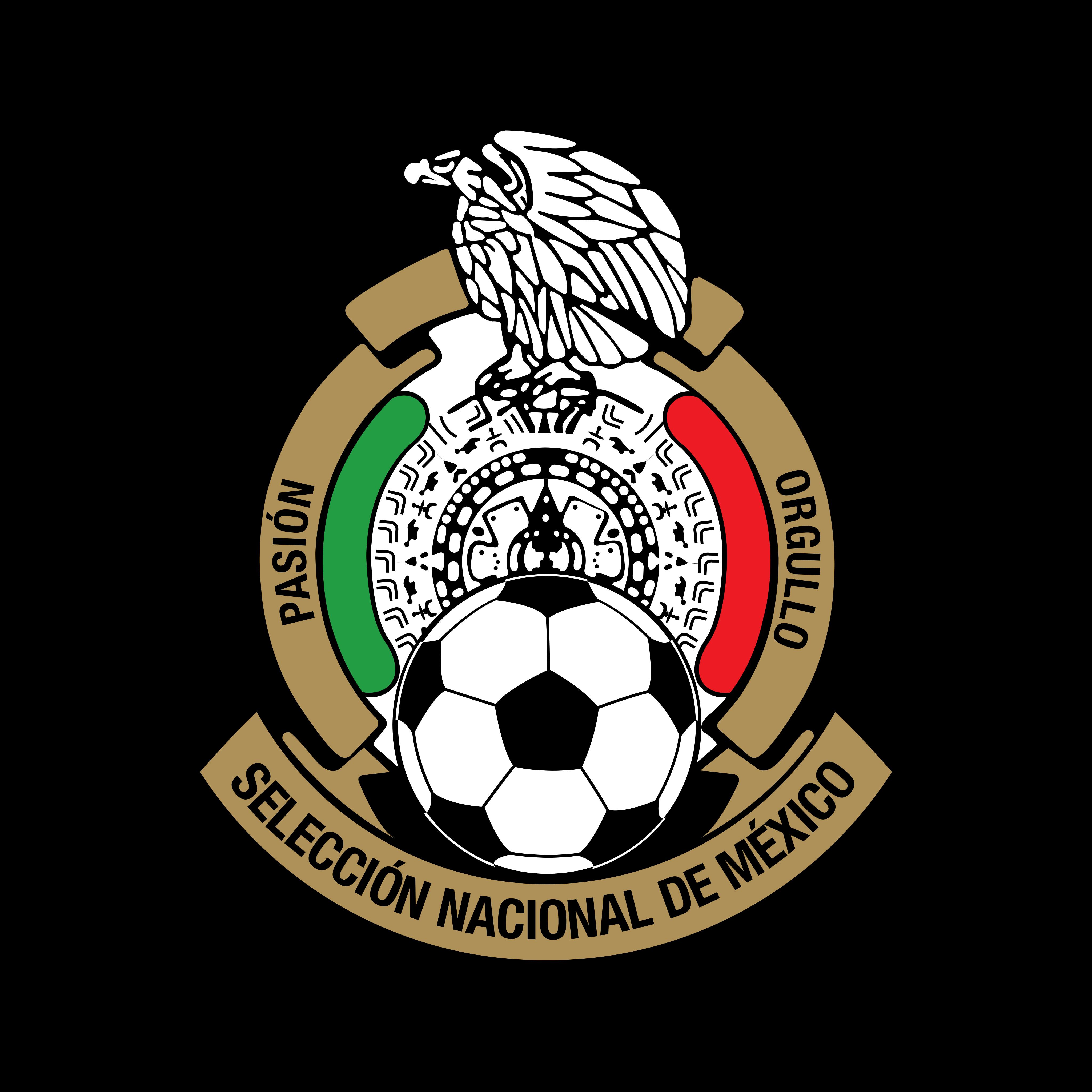 fmf seleccion de mexico logo 0 - FMF – Selección de Fútbol de México Logo