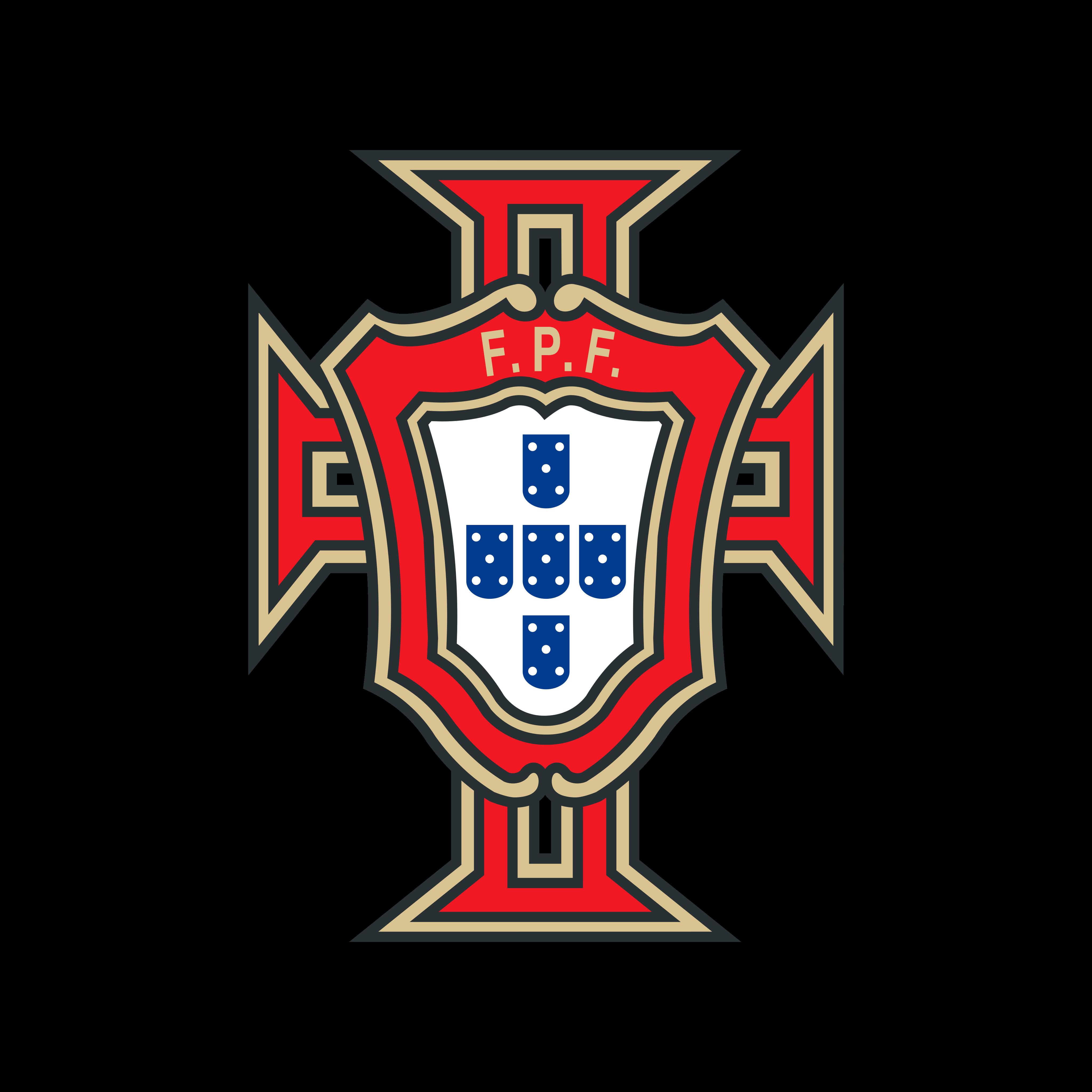 fpf selecao de portugal logo 0 - FPF - Selección de fútbol de Portugal Logo