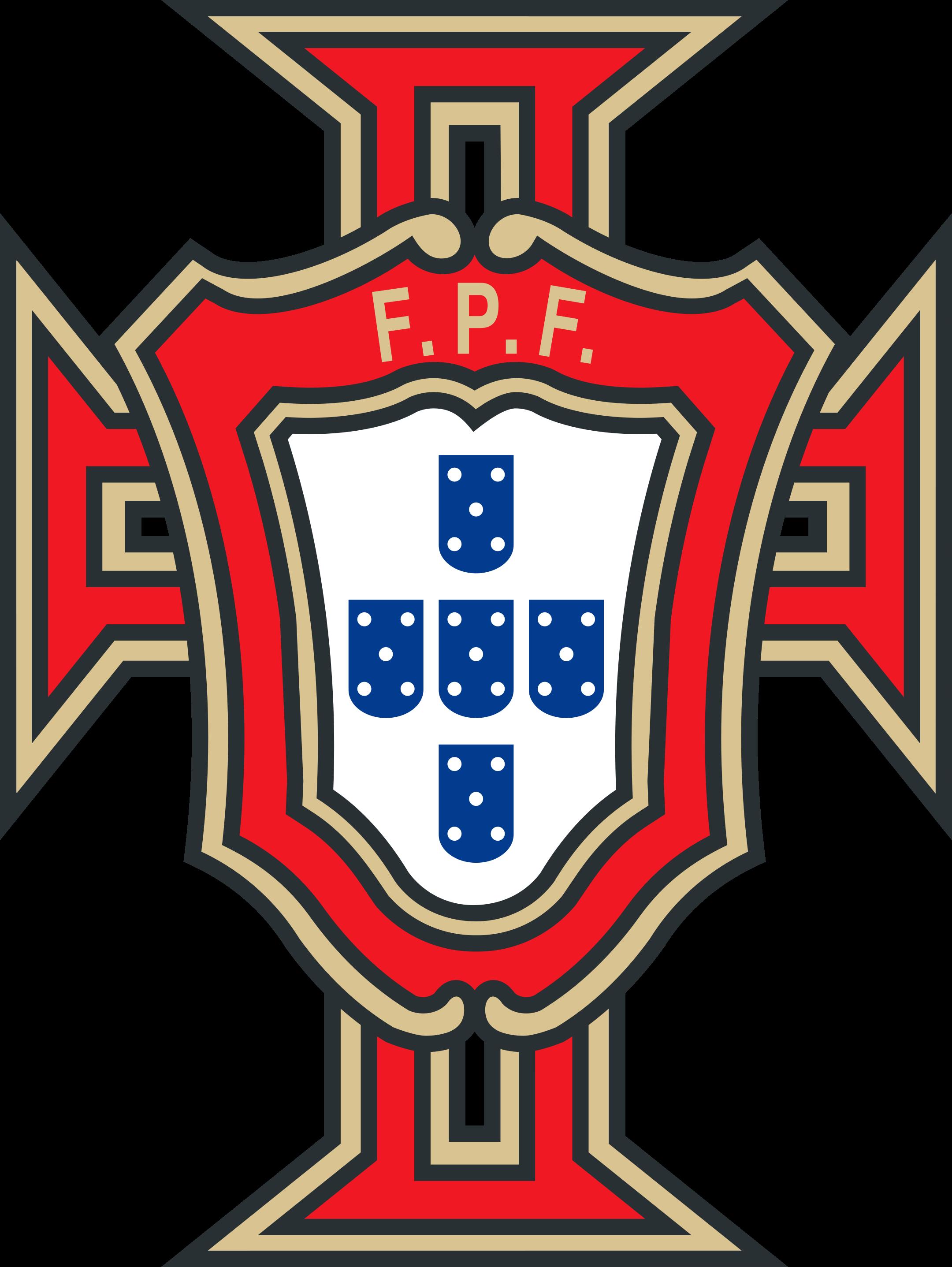 fpf selecao de portugal logo 1 - FPF - Selección de fútbol de Portugal Logo