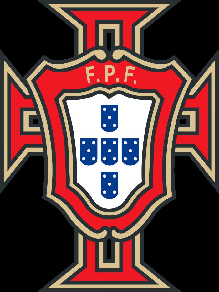 fpf selecao de portugal logo 3 - FPF - Selección de fútbol de Portugal Logo