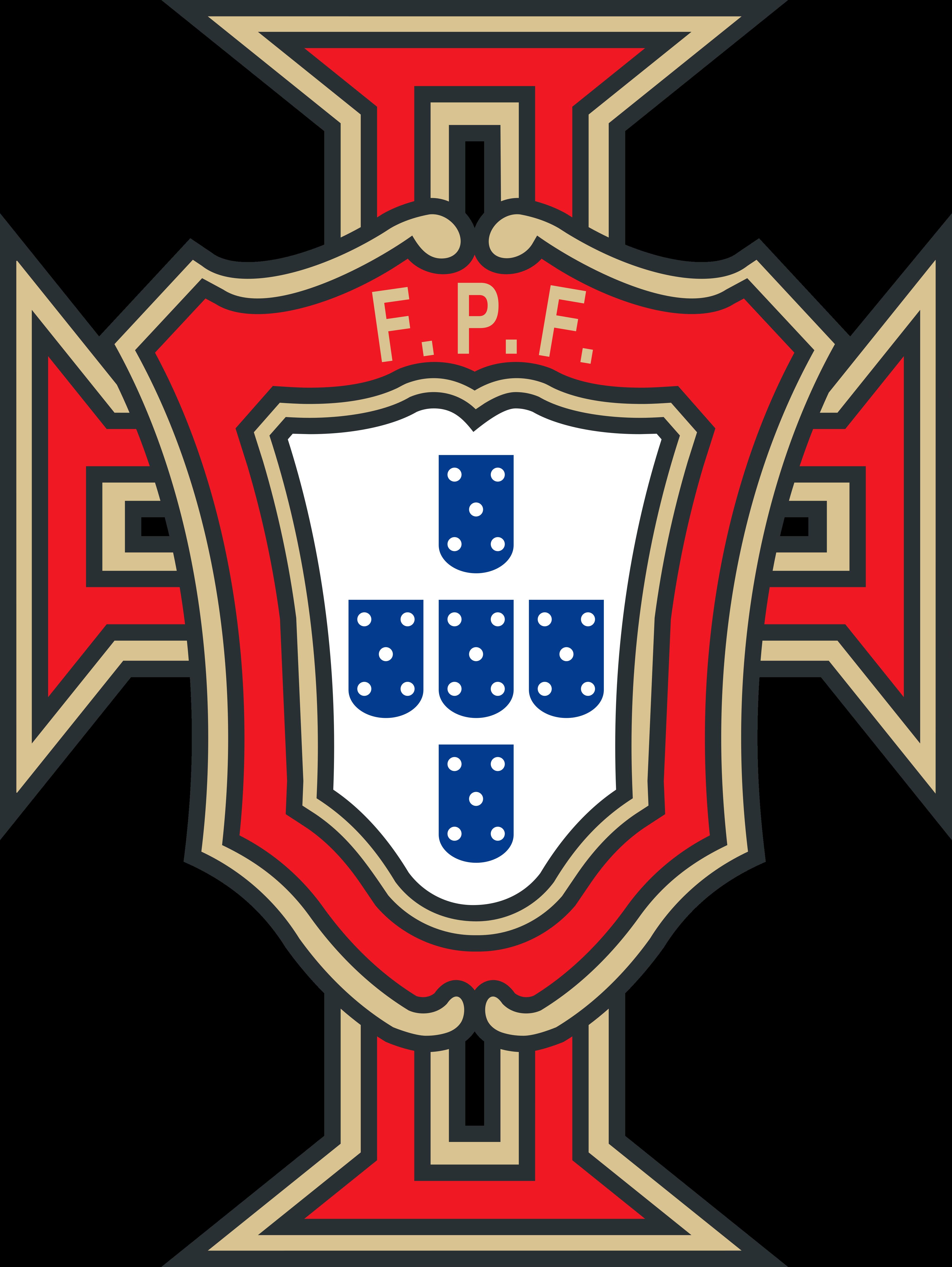 FPF - Seleção de Futebol de Portugal Logo.