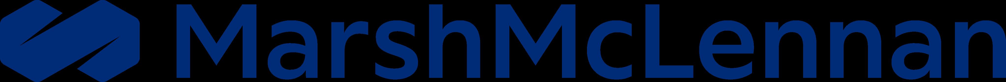 Marsh & McLennan Logo.