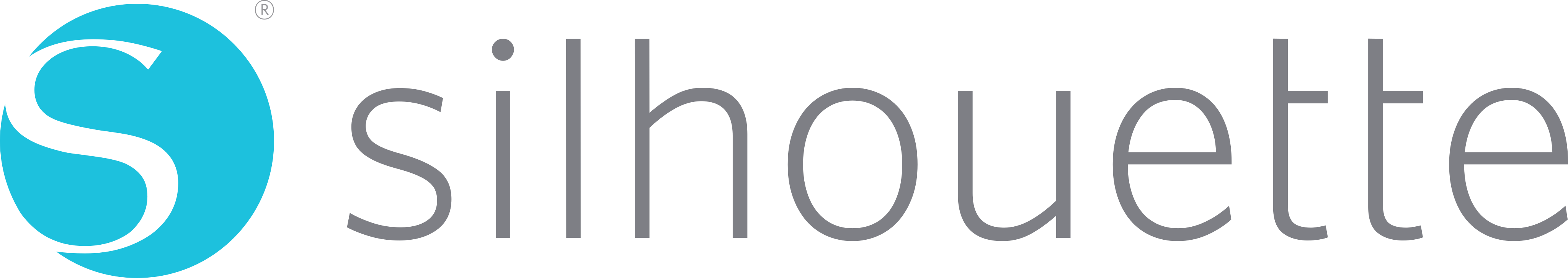 Silhouette Logo.