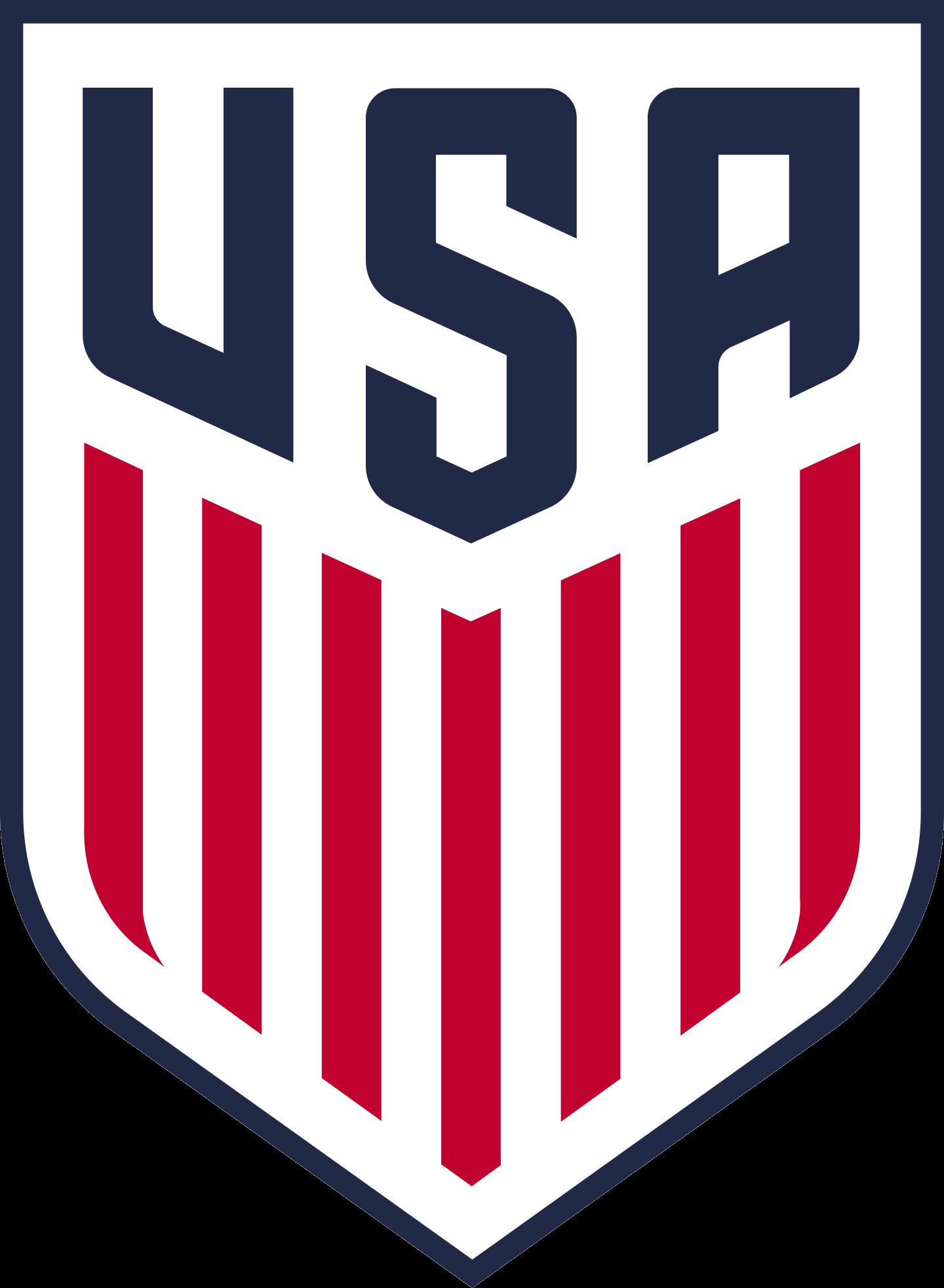 united states national soccer team logo 2 - United States National Soccer Team Logo