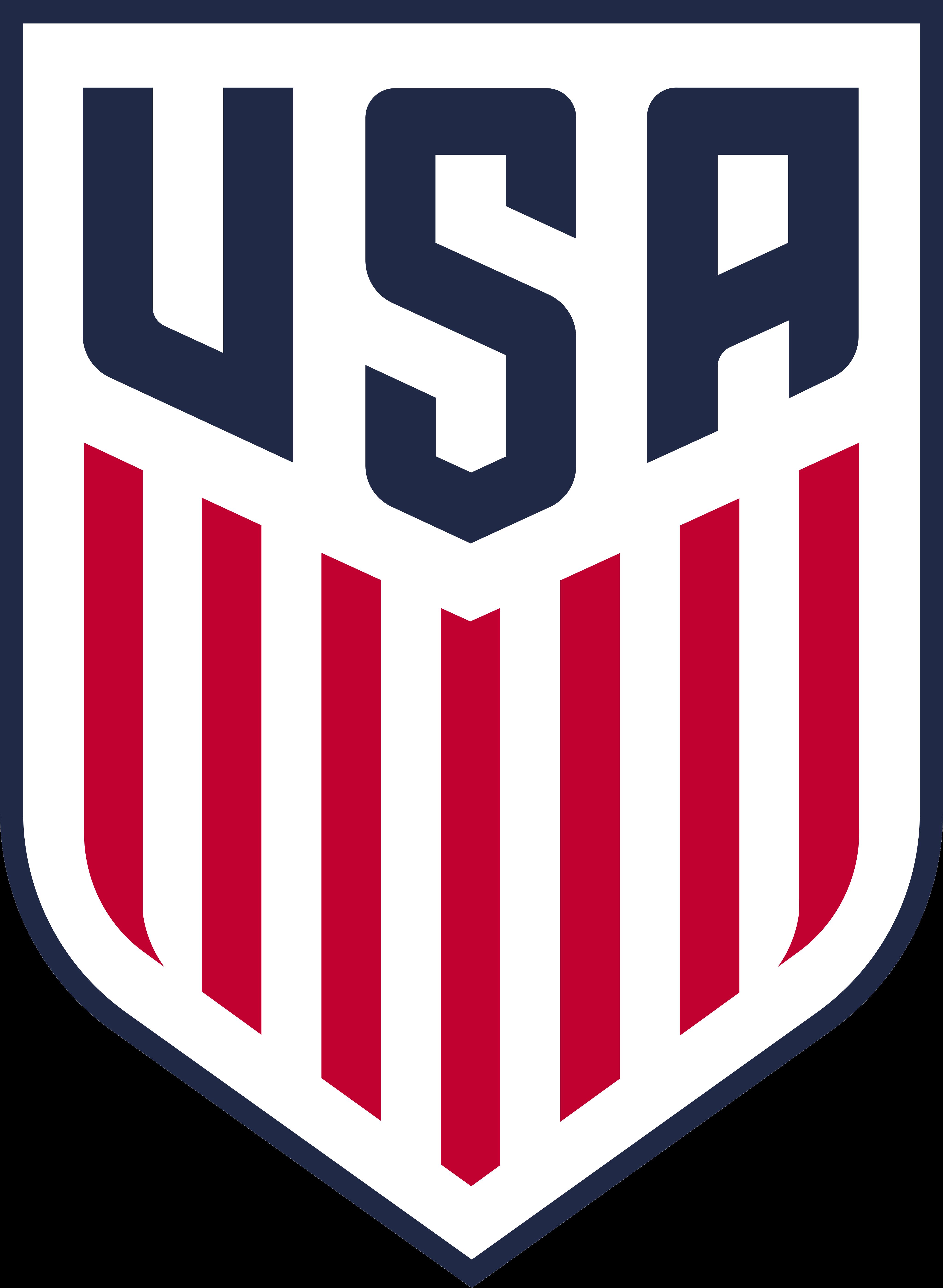 United States National Soccer Team Logo.